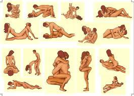 Posiciones sexuales - sexo anal