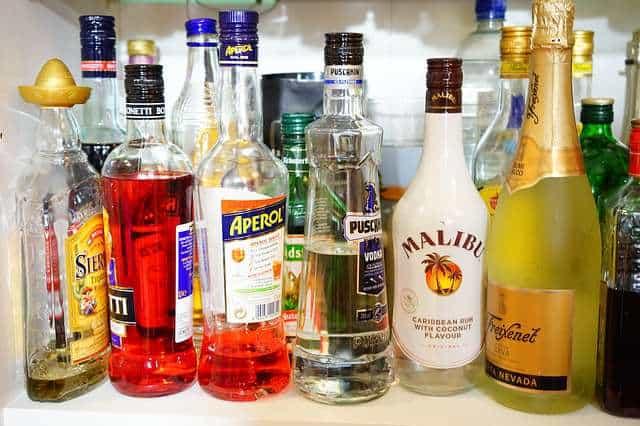 Alcohol, razon por la que tenemos sexo