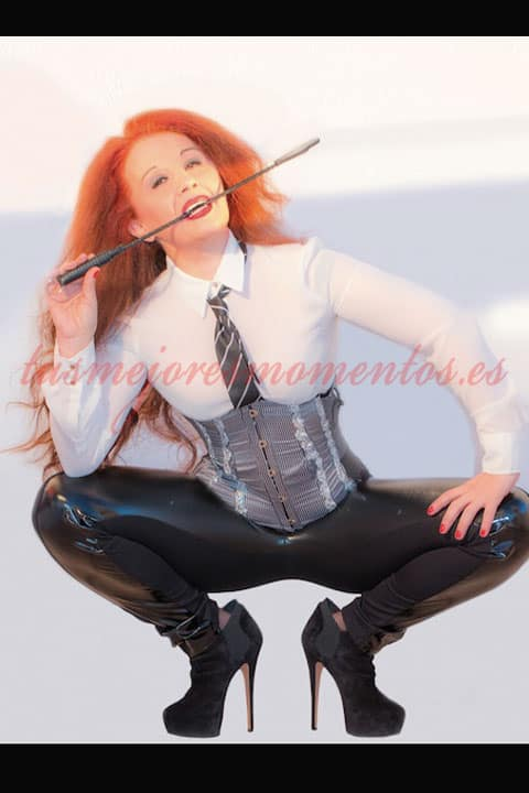 Mistress en Madrid exigente. Morgana