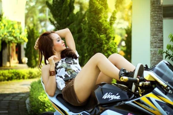 escort motocicleta lujo
