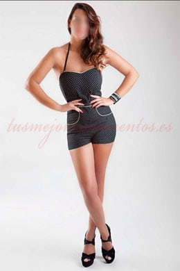 Espectacular joven escort española | Silvia