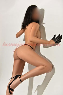 Escort luxury Madrid. Coral