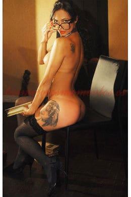 Spanish-Brazilian brunette escort | Sophie