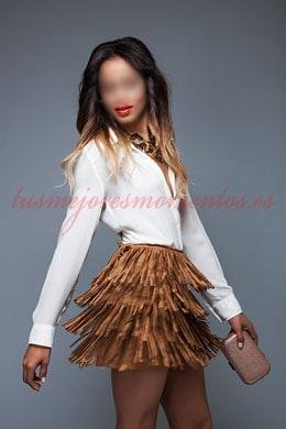 Model escort in Madrid | May