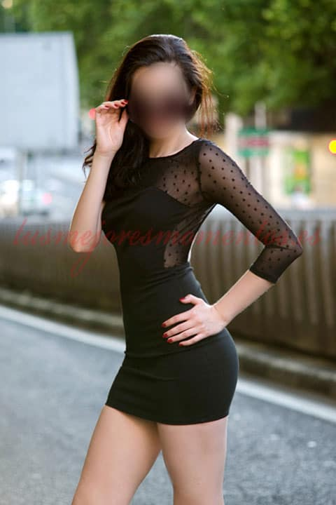 Escort servicio de novia Holly