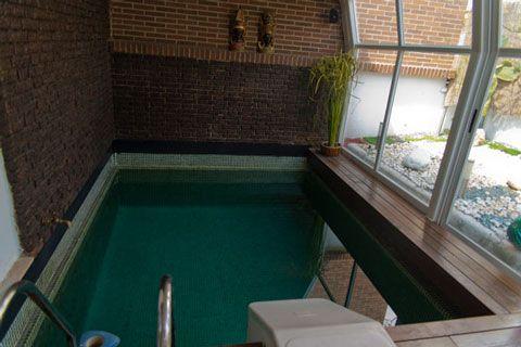 Suites de lujo con piscina