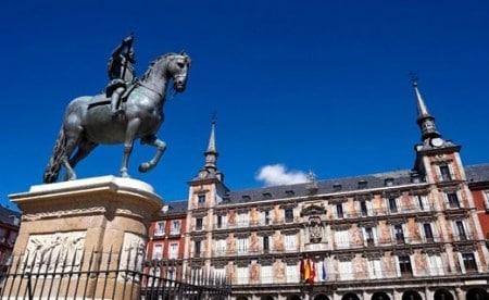 Acompañantes en Madrid