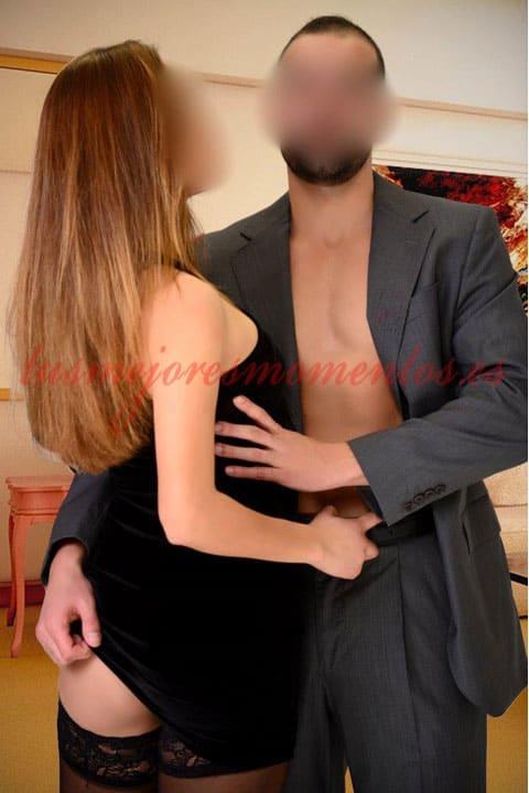 Zahara y Marcos, ideales pareja de escorts