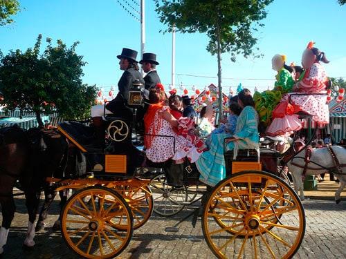 Ferial de Abril de Sevilla: Una cita importante para las escorts
