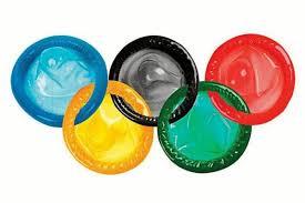 Preservatidos para practicar sexo en las olimpiadas