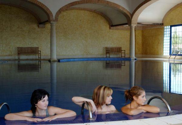 Escort en un spa en Sevilla