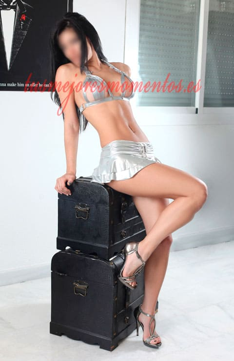 Wendy una escort en Madrid