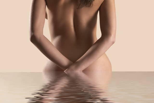 Escort de lujo en un spa