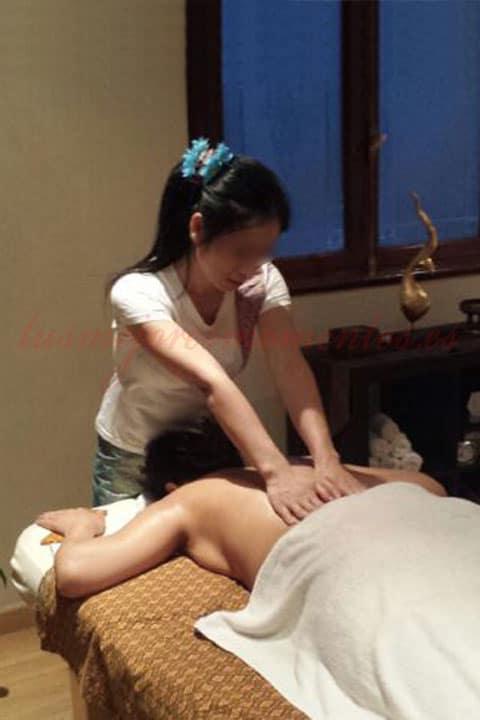 Kanda, una escort en Sevilla oriental experta en masajes tántricos