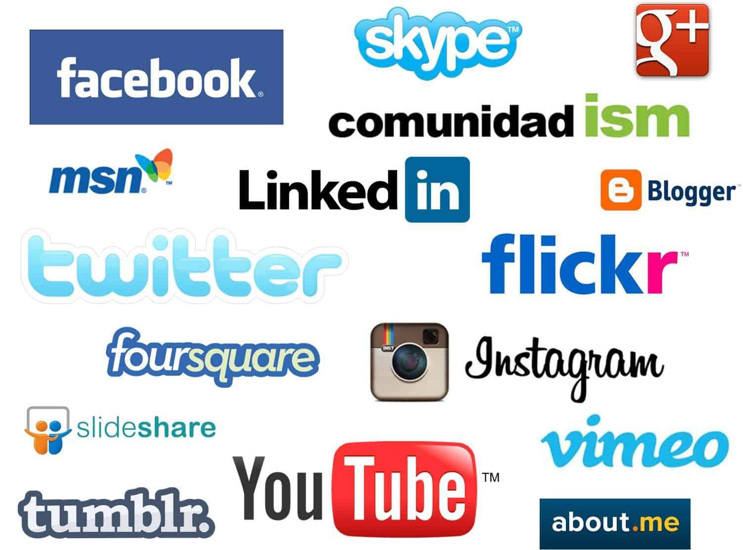 La agencia de escorts en las redes sociales