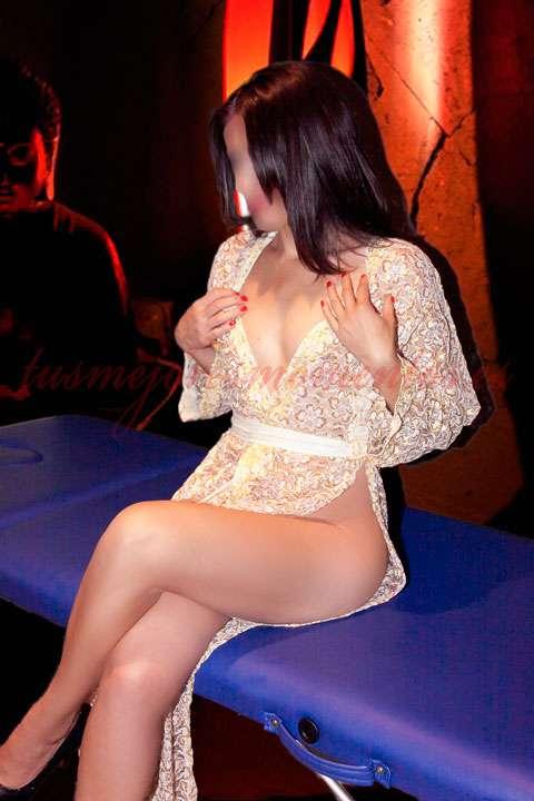 Relax y placer con la escort Marisol