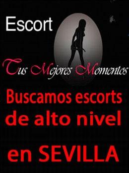 las mejores escorts en Sevilla solo para hoteles y domicilios