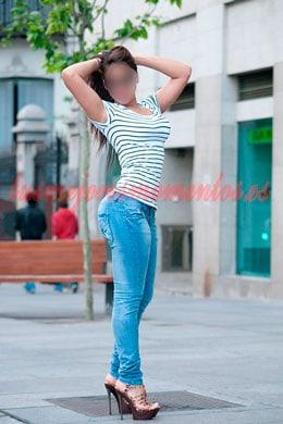 Escort brasileña culona joven en Madrid | Nanda
