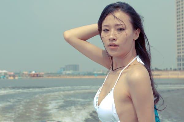 Sensual oriental mar
