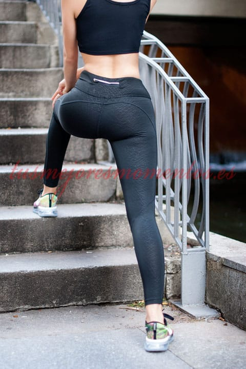 Elena, puta deportista