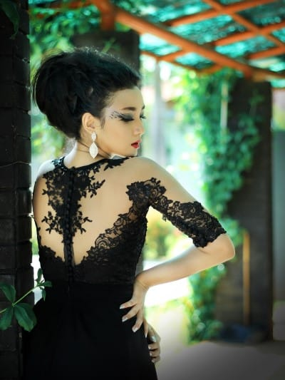 escort geisha oriental