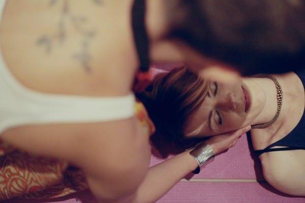 masaje cuello relax