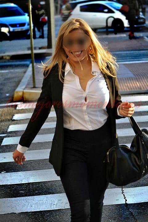 una escort Madrid para fiestas