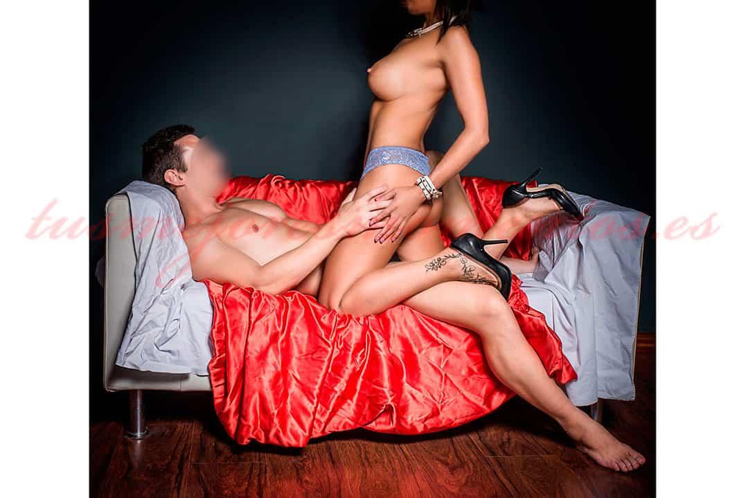 escort servicios atención a parejas. Alex y Leonor