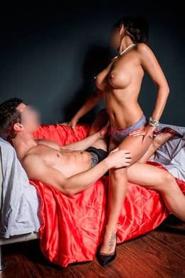 Spanish escort and gigolo, luxury couple | Alex y Leonor