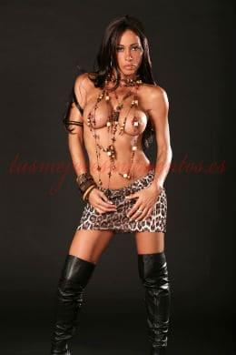 Brunette escort perfect measures | Lola