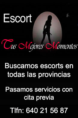 Work as an escort | We are looking for escorts in Sevilla