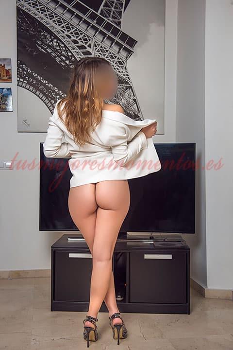 sexo anal y lésbicos en Sevilla. Gema