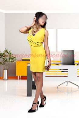 Escort modelo en Madrid | May