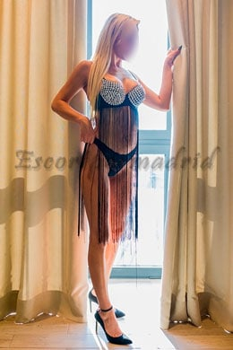 Bisexual escort in Sevilla | Cristina