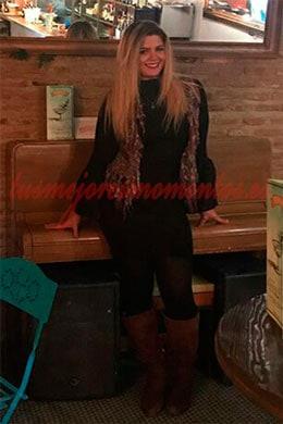 Escort lujo alta de 1,80 | Rafaela