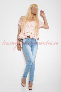 Chica acompañante en Madrid | Pamela