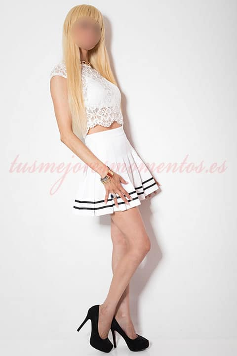 Pamela escort en Madrid