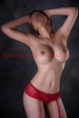 Escort latina en Madrid | Gabriela