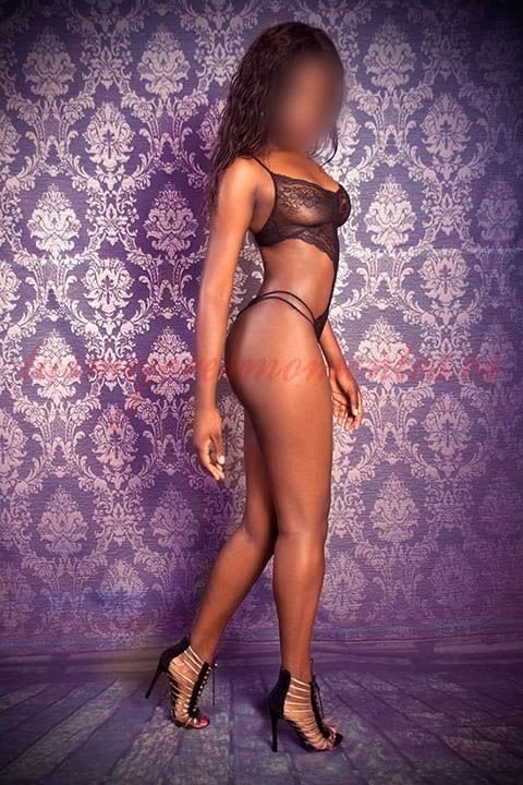 escort negra Michel