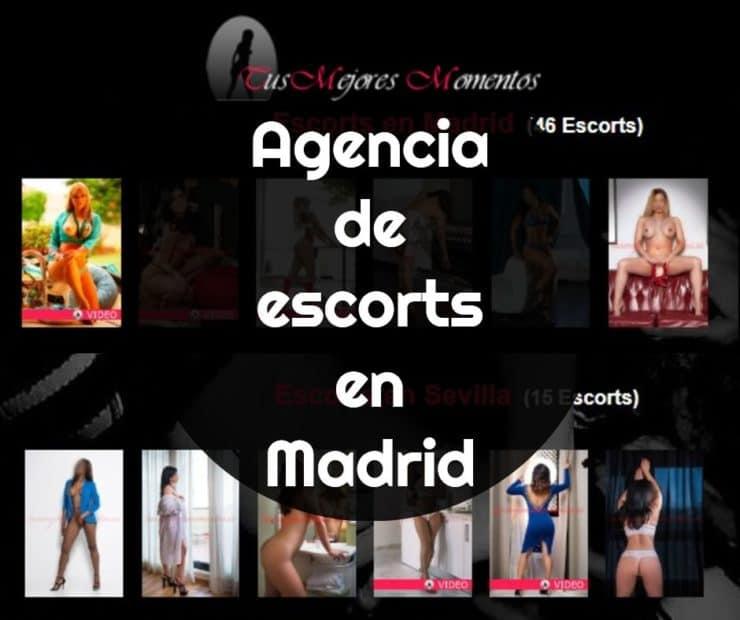 escort agency in Madrid