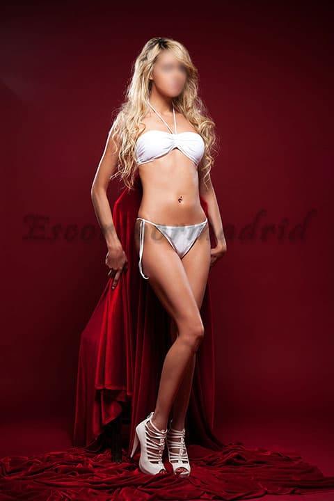 Escort Julia en Madrid