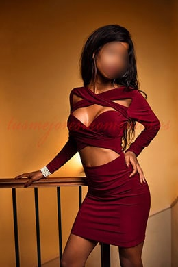 Young Spanish escort in Seville | mulatto Nicole