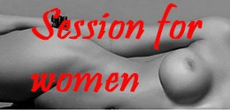session for women in Seville