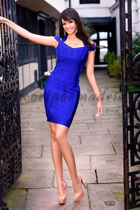 Escort alto standing elegante y con clase. Salma