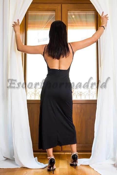 Escort de lujo elegante especial para hombres. Laura