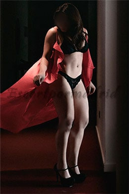 Bisexual escort in Sevilla | Diana