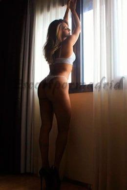 escort brasileña elegante en Madrid | Vanessa
