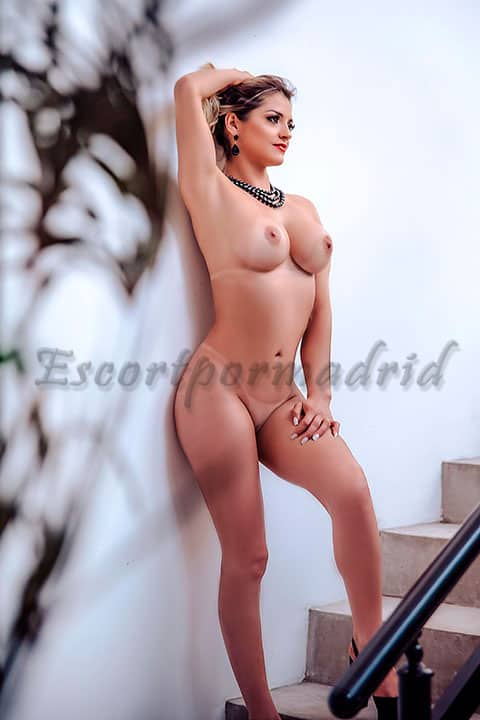 escort Madrid fastuosa. Kelly