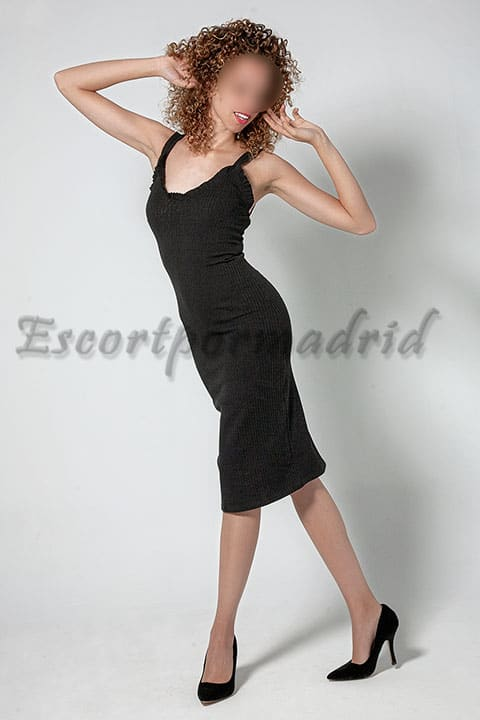 Escort elengate ideal para girlfriend experience. Isabel