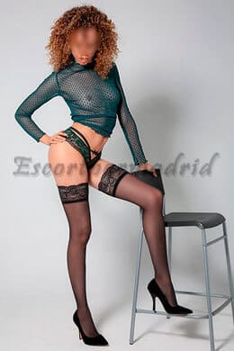 Young Spanish Escort | Isabel